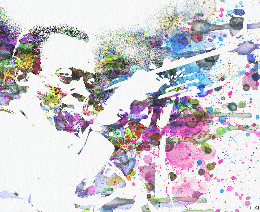 John Coltrane Painting  - John Coltrane Fine Art Print