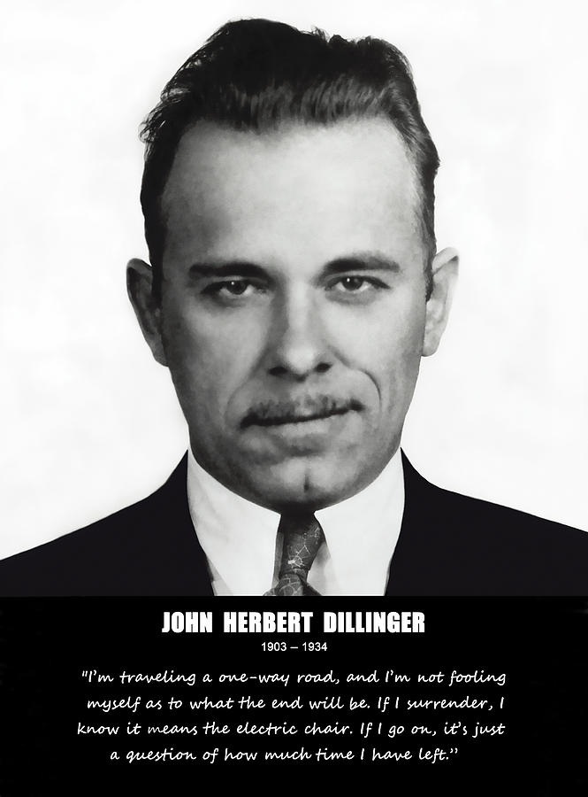 The Case Profile of John Dillinger