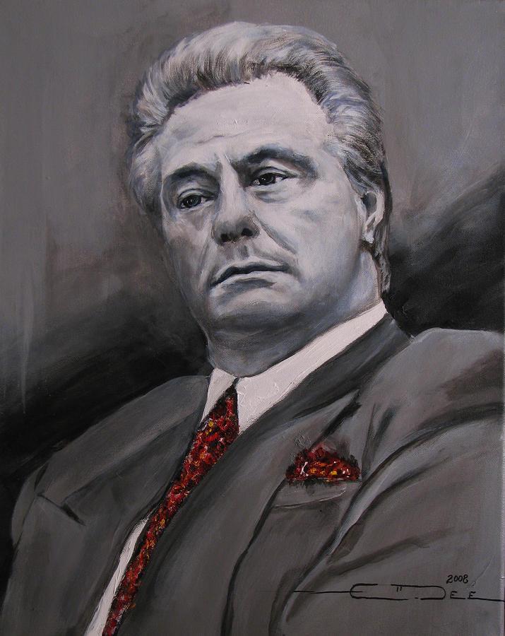 John Gotti Painting