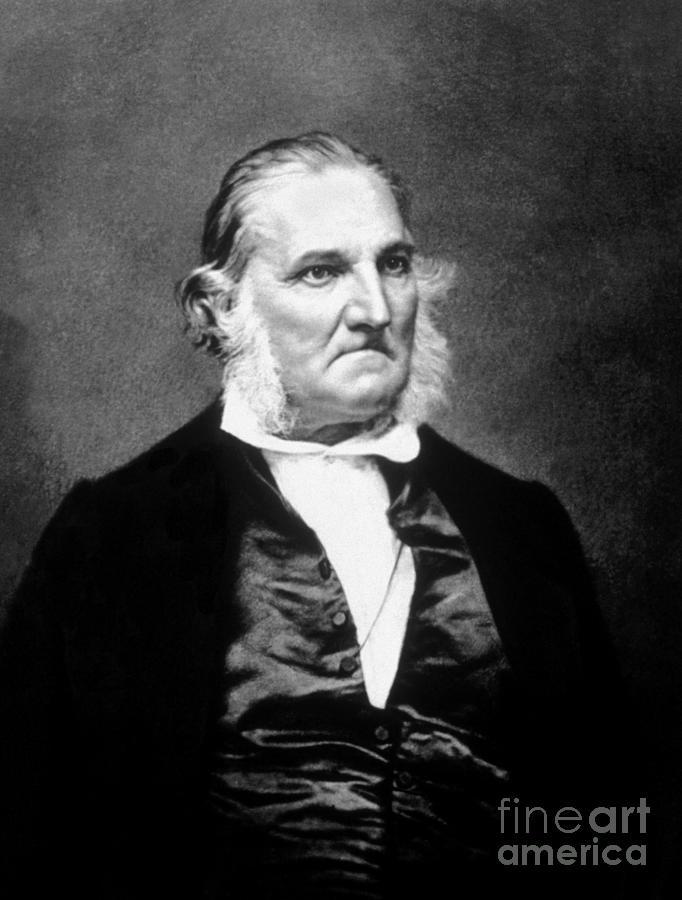John James Audubon, French-american Photograph