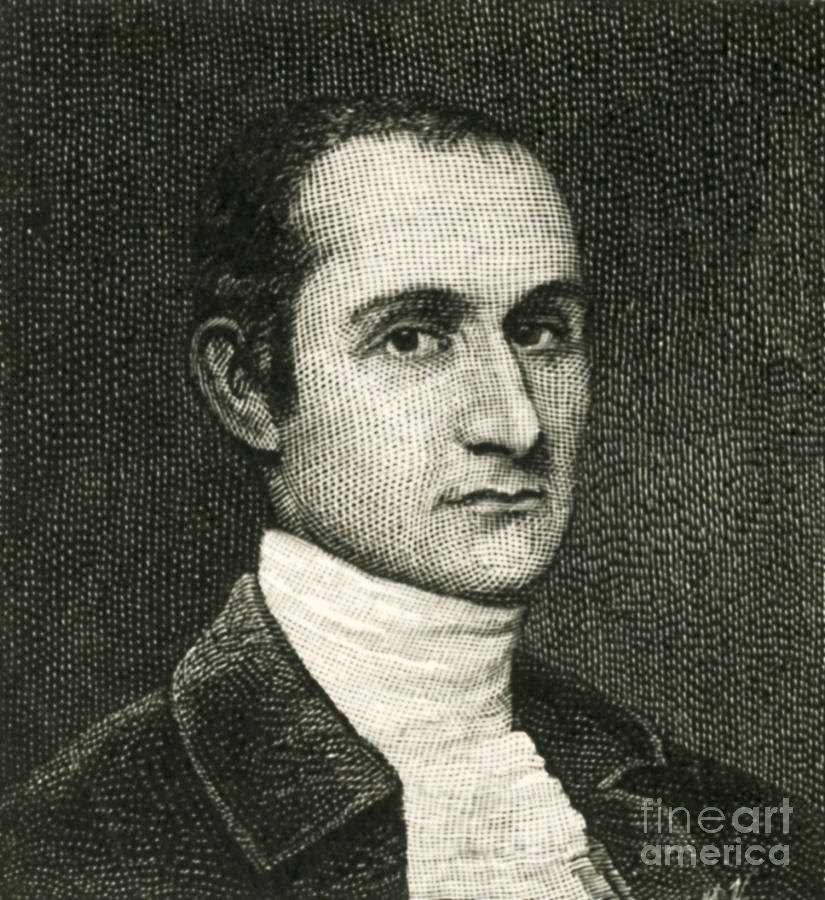 John Jay, American Founding Father Photograph  - John Jay, American Founding Father Fine Art Print