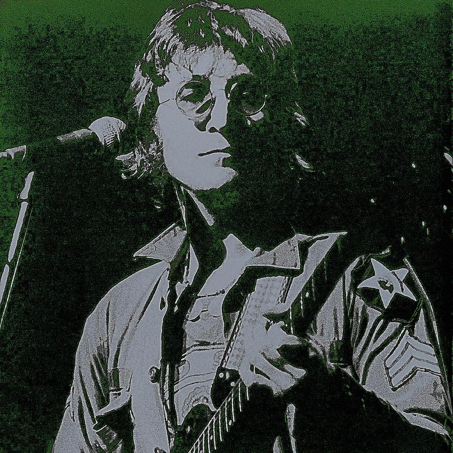 John Lennon Digital Art