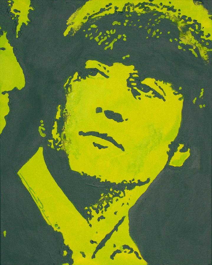 John Lennon Iv Painting
