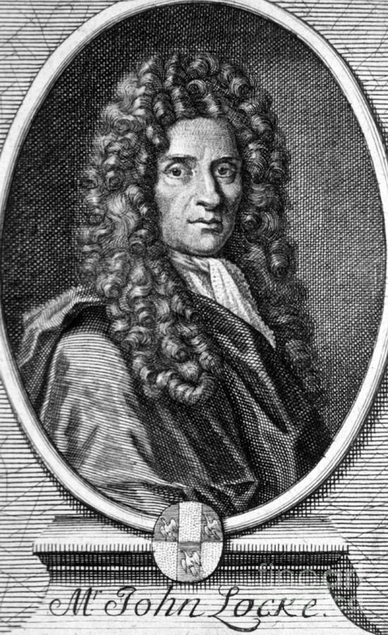 John Locke, English Philosopher, Father Photograph