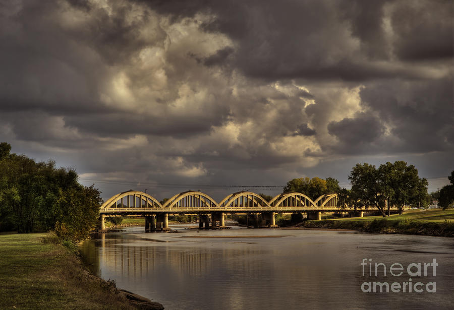 John Mack Bridge Photograph  - John Mack Bridge Fine Art Print