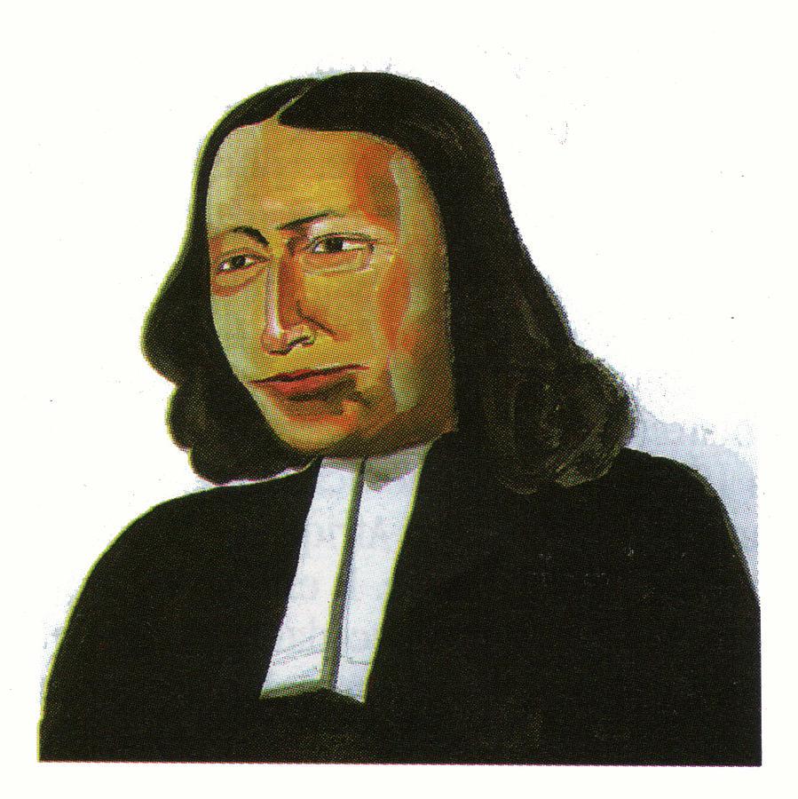 John Wesley Painting