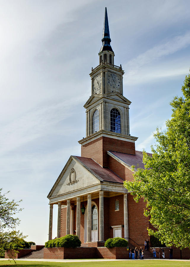 John Wesley Raley Chapel Photograph