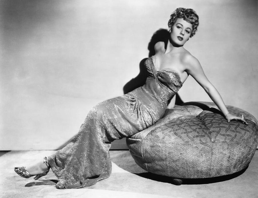 Johnny Stool Pigeon, Shelley Winters Photograph