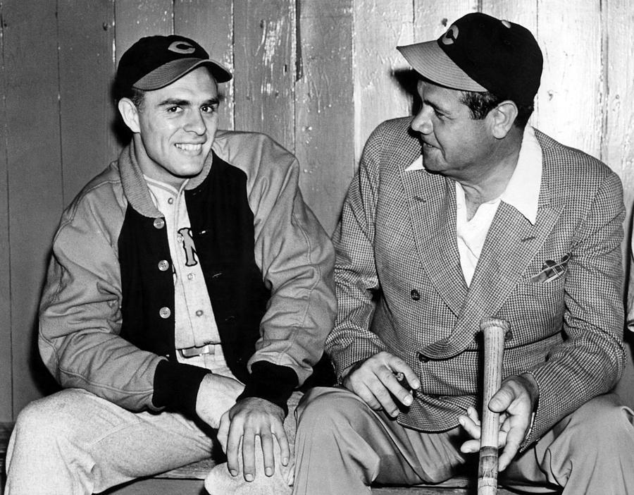 Johnny Vander Meer, Cincinnati Reds Photograph