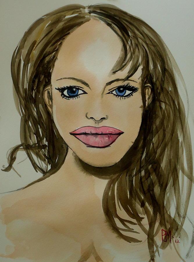 Jolie Painting