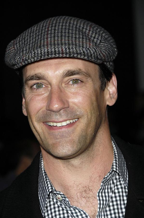Jon Hamm At Arrivals For Get Him To The Photograph
