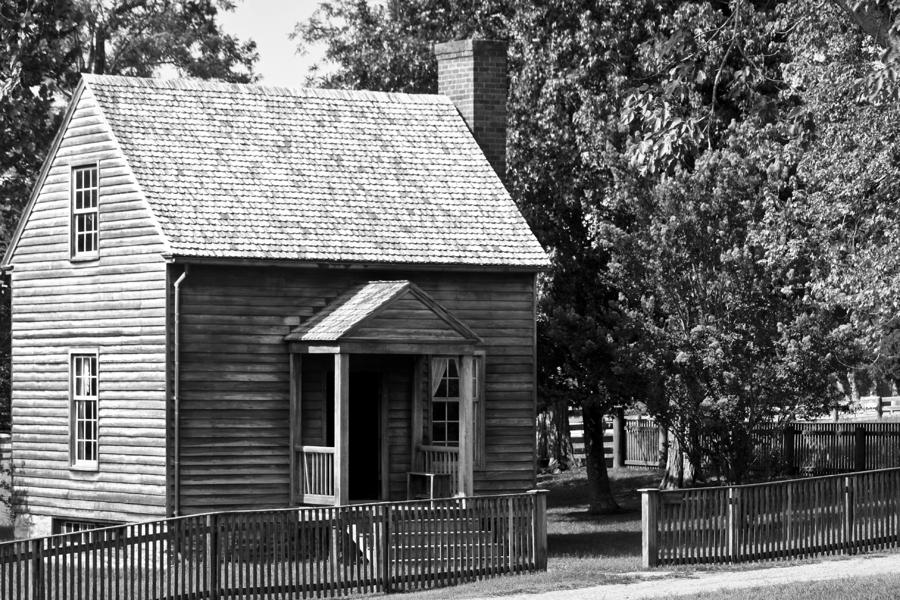 Jones Law Office Appomattox Virginia Photograph