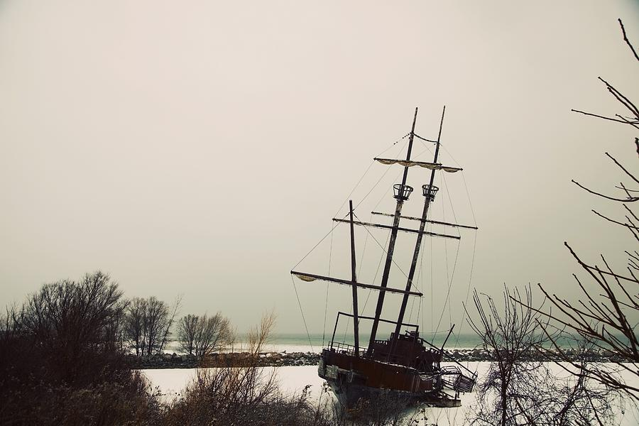 Jordan, Ontario, Canada A Tall Ship Photograph