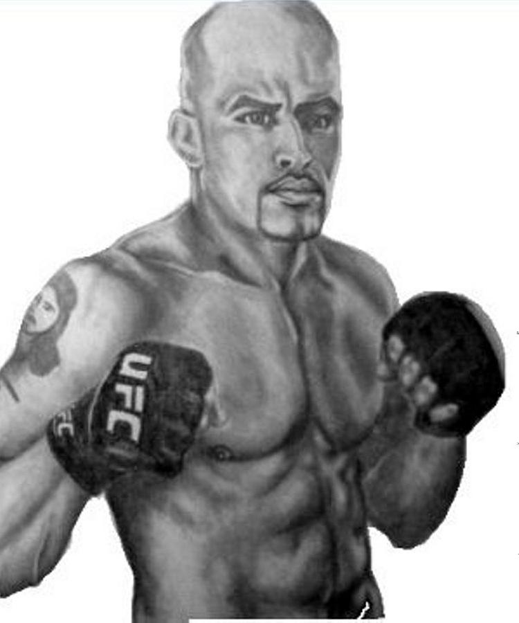 Jorge Rivera Drawing - Jorge Rivera by Audrey Snead