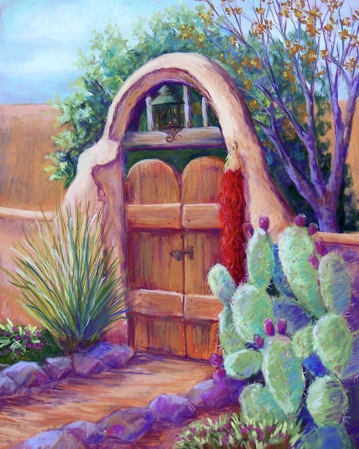Josefinas Gate Pastel