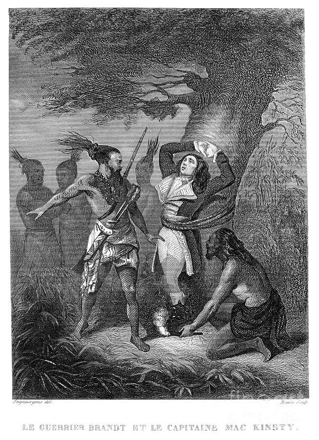 Joseph Brant (1742-1807) Photograph
