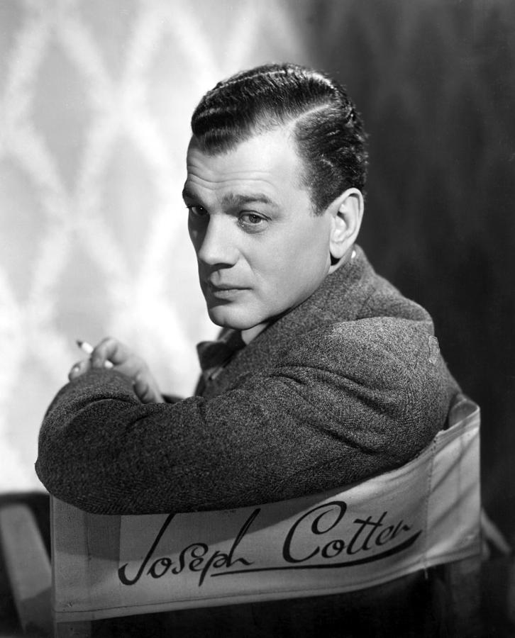 Joseph Cotten - Picture Colection
