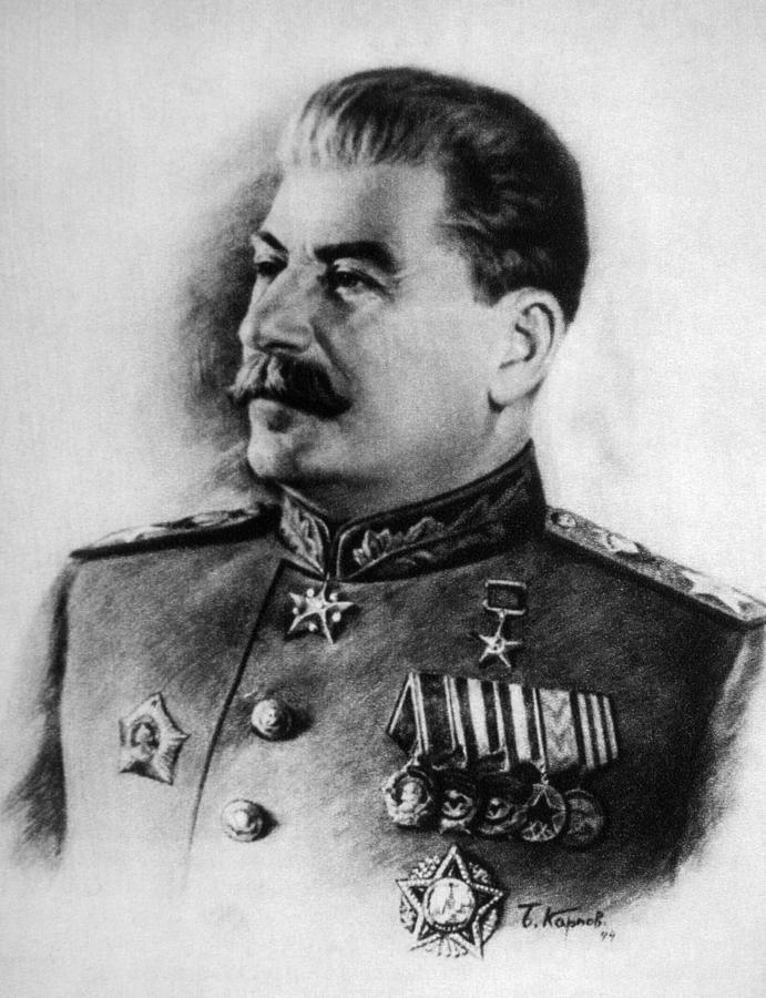 1953 сталин: