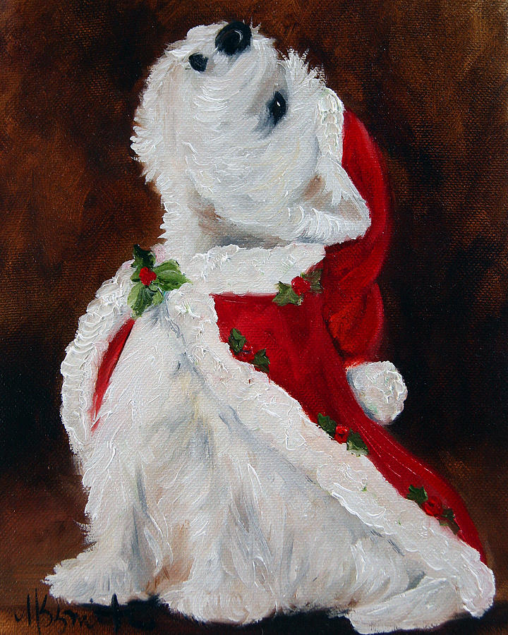 Joy To The World Painting  - Joy To The World Fine Art Print