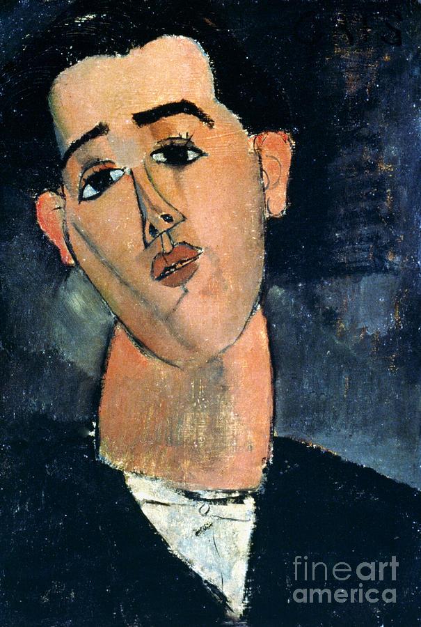 Juan Gris (1887-1927) Photograph