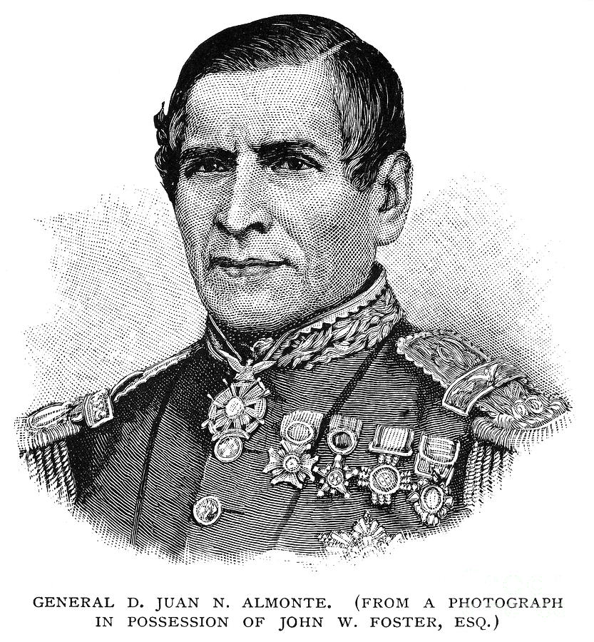 Juan nepomuceno almonte is a photograph by granger which was uploaded