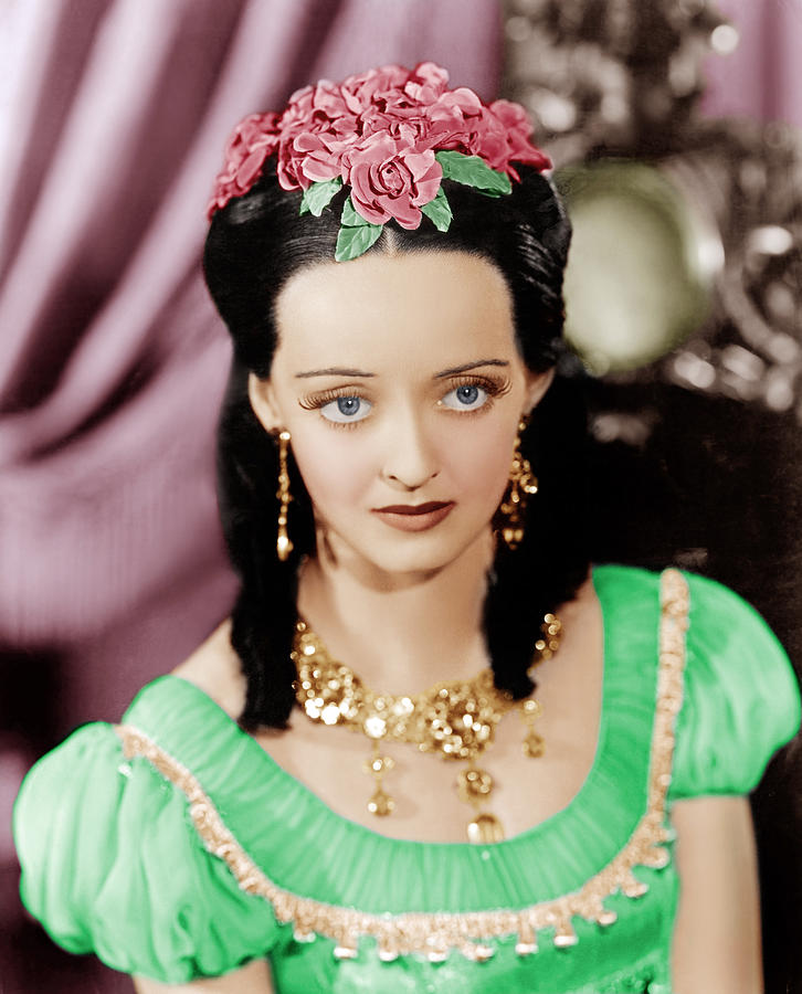 Juarez, Bette Davis, 1939 Photograph
