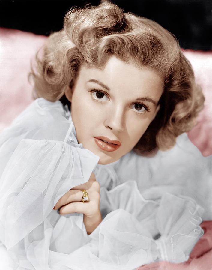 Judy Garland, Ca. 1943 Photograph
