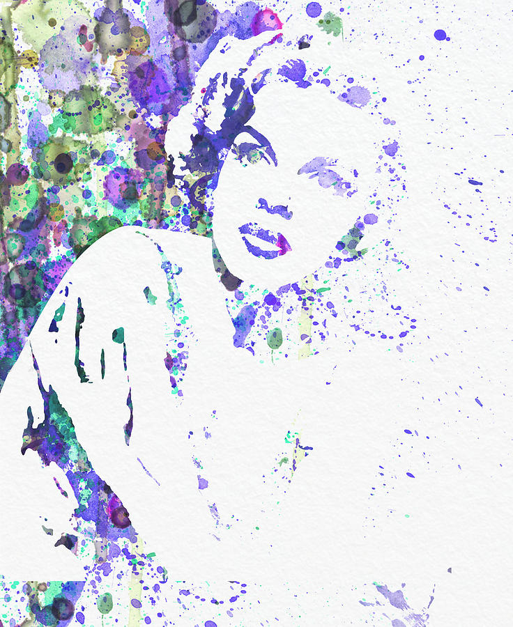 Judy Garland Painting  - Judy Garland Fine Art Print