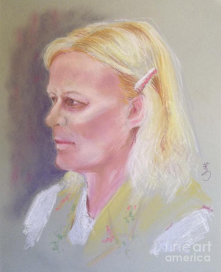 Judy Drawing