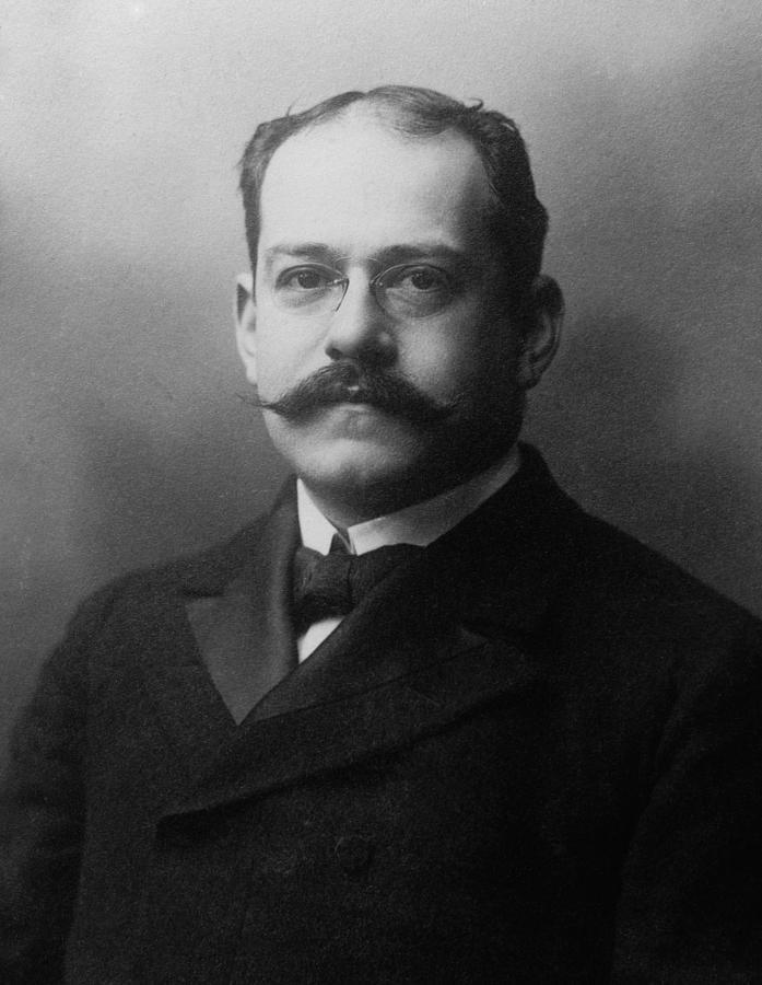 Jules Bache 1861-1944 Photograph
