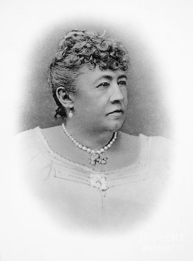 Julia Dent Grant (12826-1902) Photograph