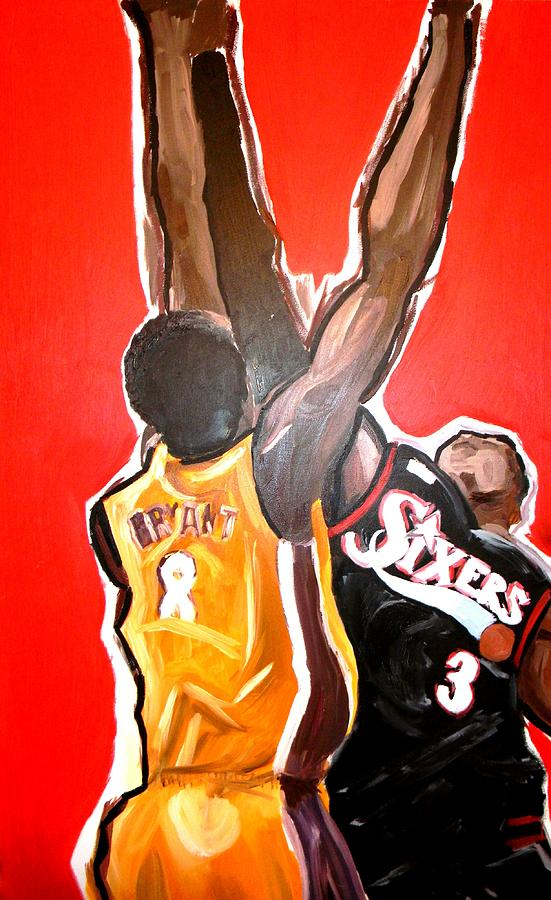 Jumpball Painting