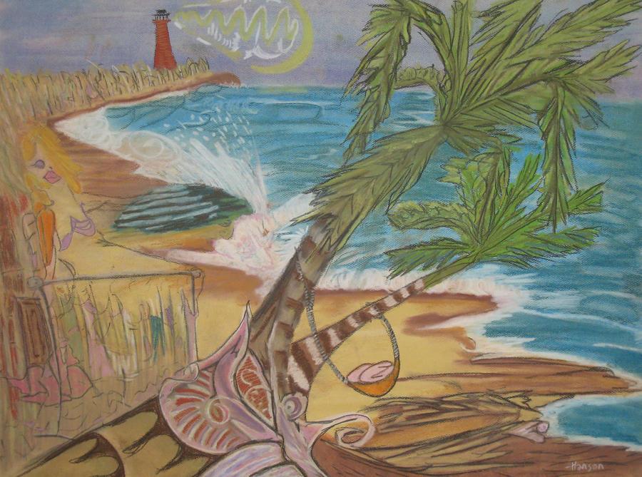 Jupiter Bay Pastel