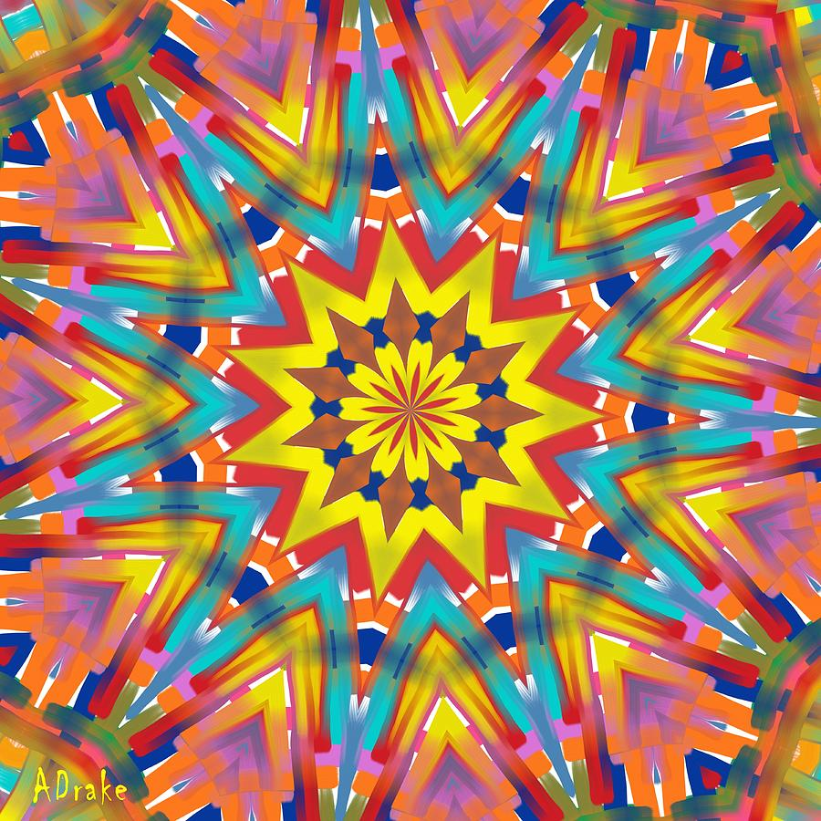 Color art kaleidoscope - 25 Best Images About Kal Idoscopes On Pinterest Computers Sleep And Digital Art