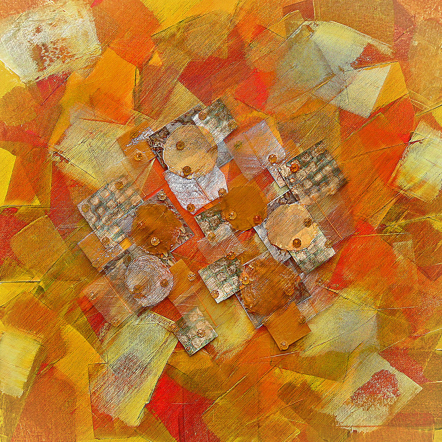 Kaleidoscope  Mixed Media  - Kaleidoscope  Fine Art Print