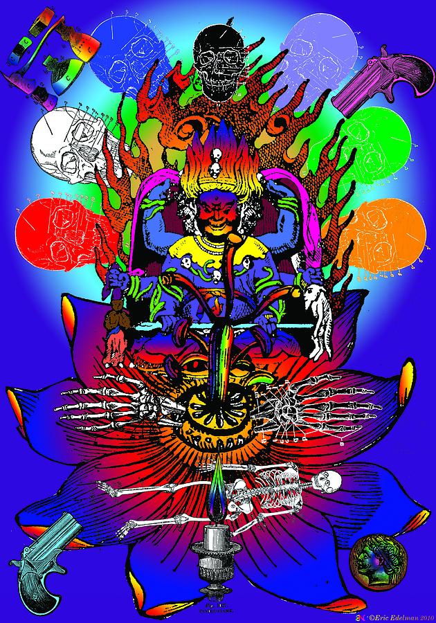 Kali Yuga Digital Art