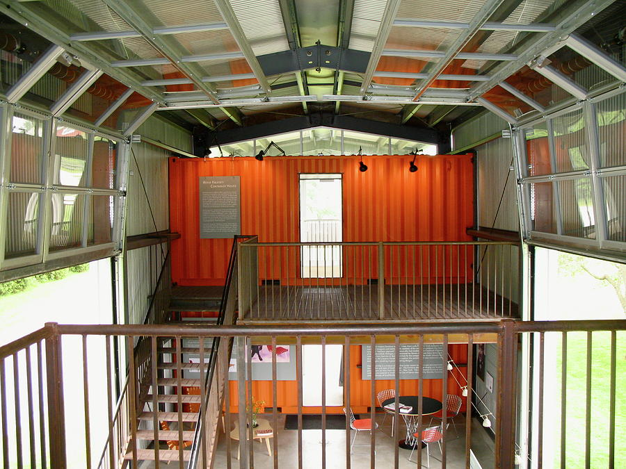 Kalkin house by lynn marie gildersleeve - Kalkin shipping container homes ...