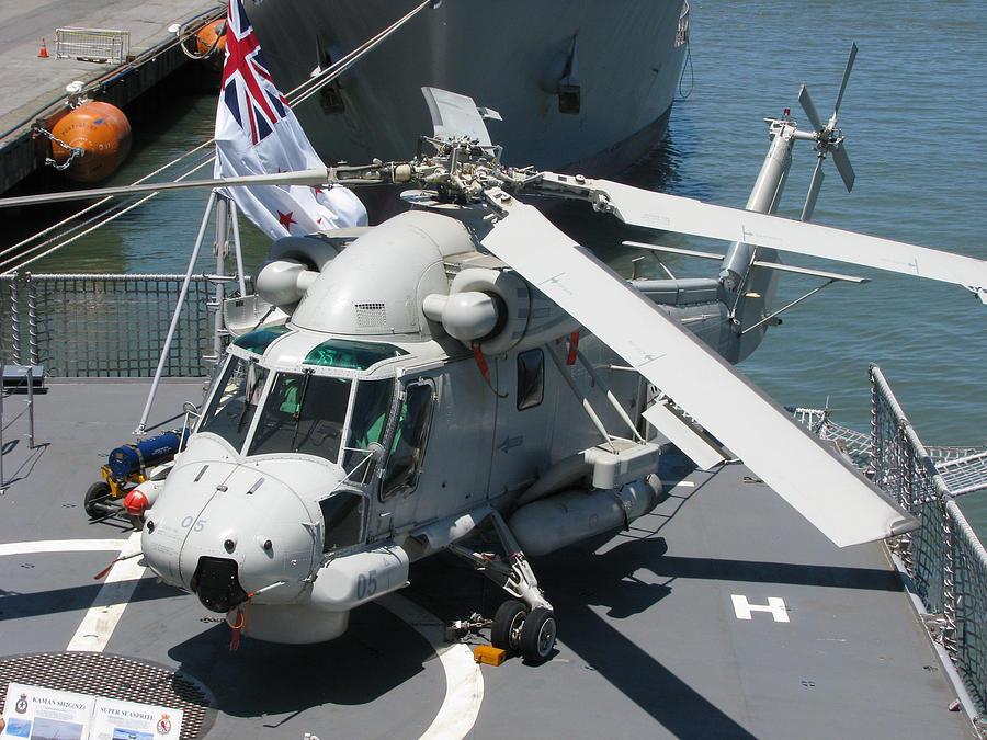Kaman Sh-2g Sea Sprite Photograph