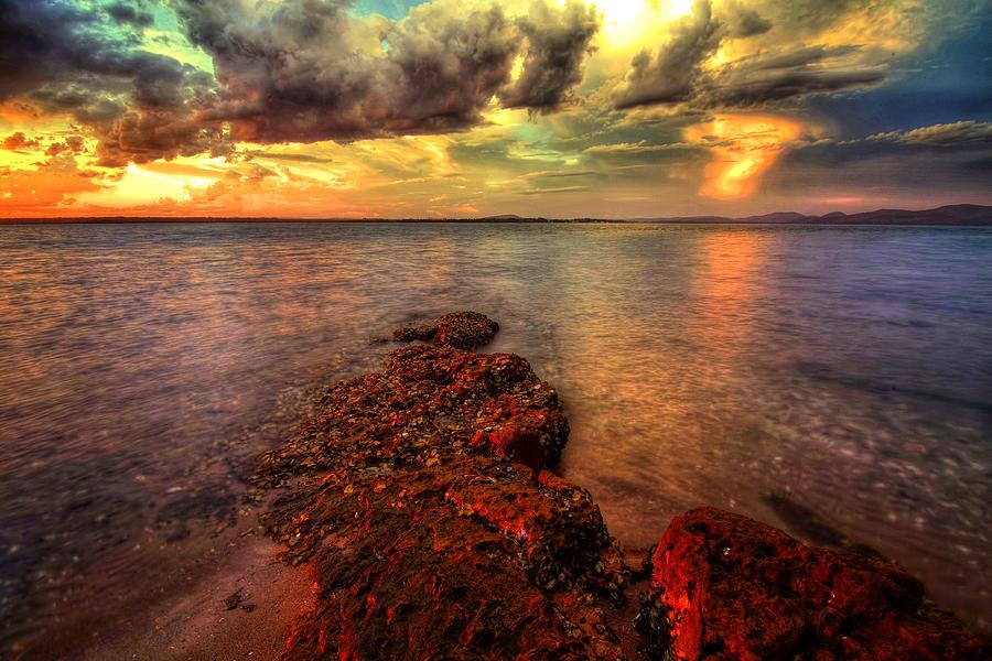 Karuah Sunset Photograph