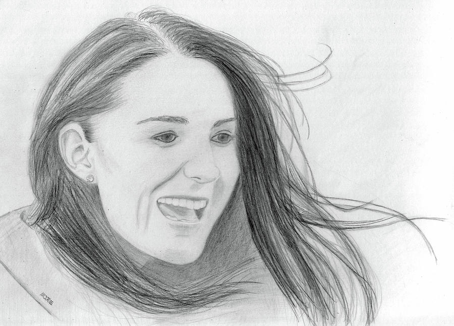 Kate Middleton - Duchess Of Cambridge Drawing