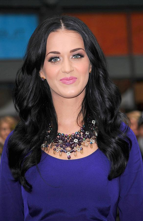 Katy Perry At A Public Appearance Photograph