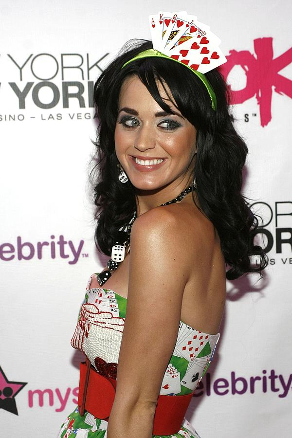 Katy Perry At Arrivals For Rok Vegas Photograph  - Katy Perry At Arrivals For Rok Vegas Fine Art Print