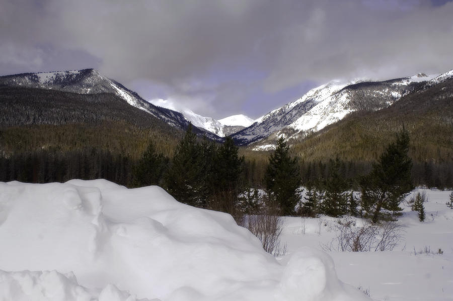 Kawuneeche Valley - Rocky Mountain National Park Photograph  - Kawuneeche Valley - Rocky Mountain National Park Fine Art Print