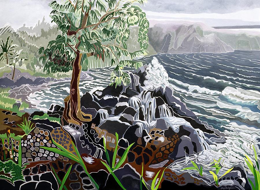 Keanae Painting