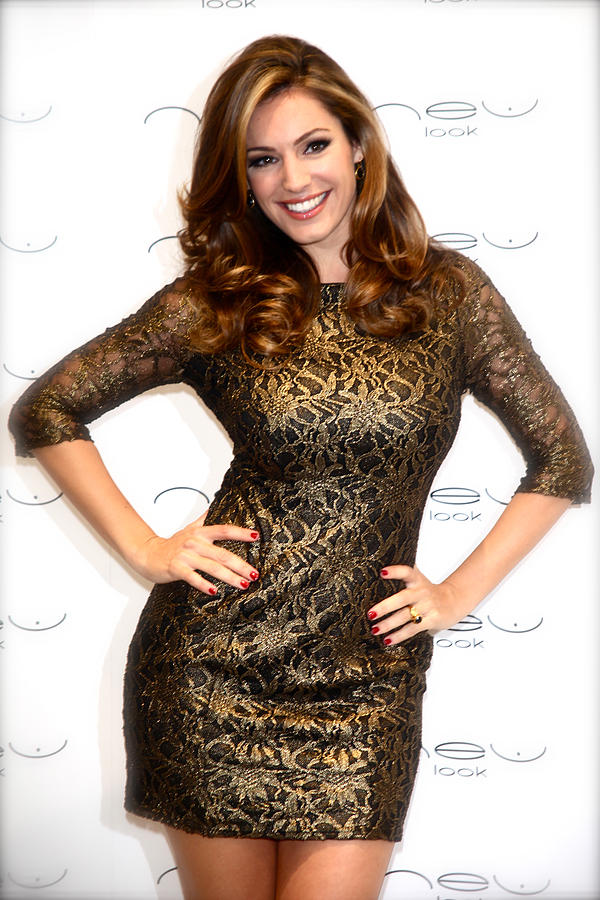 Kelly Brook 3 Photograph
