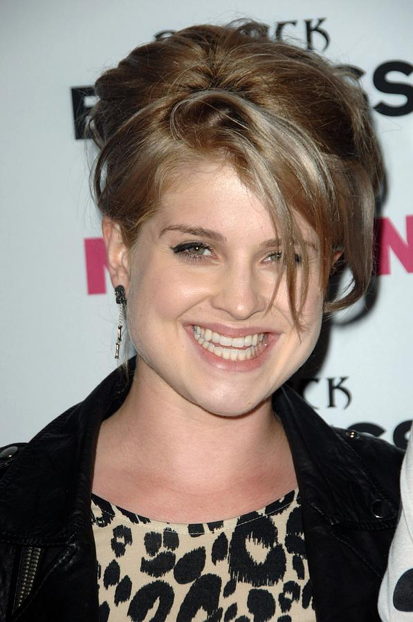 Kelly Osbourne At Arrivals For Nylon + Photograph