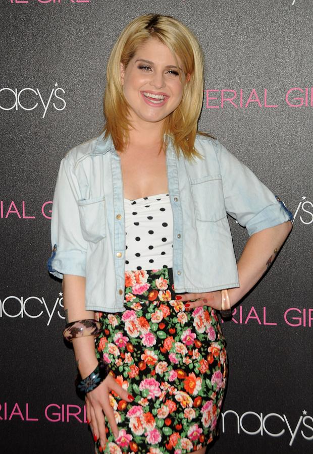 Kelly Osbourne At In-store Appearance Photograph