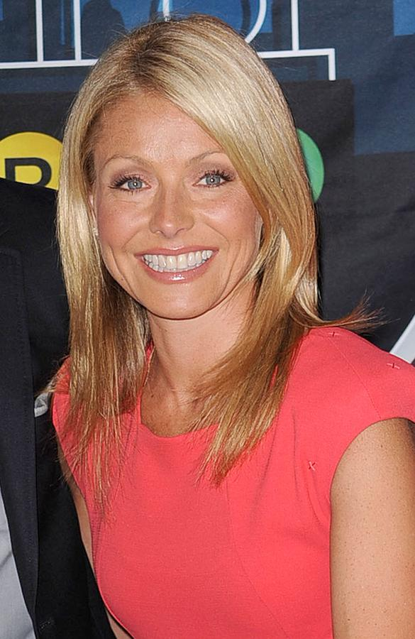 Kelly Ripa Inside For Kelly Ripa Wax Photograph  - Kelly Ripa Inside For Kelly Ripa Wax Fine Art Print