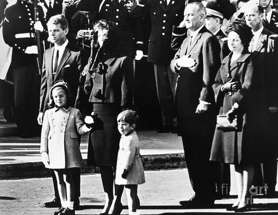 Kennedy Funeral, 1963 Photograph