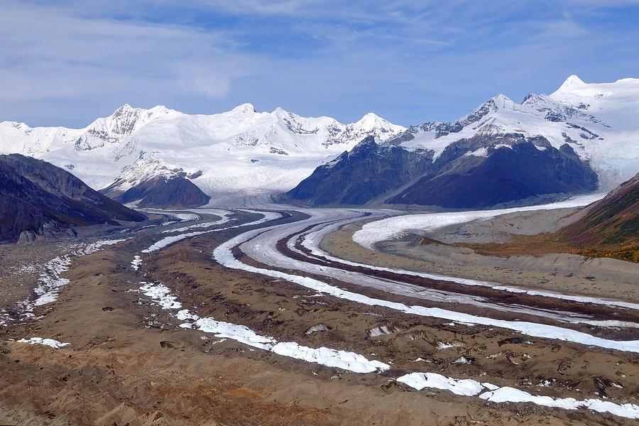 Kennicott Glacier Photograph